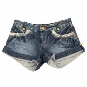 Armani Exchange Denim Shorts